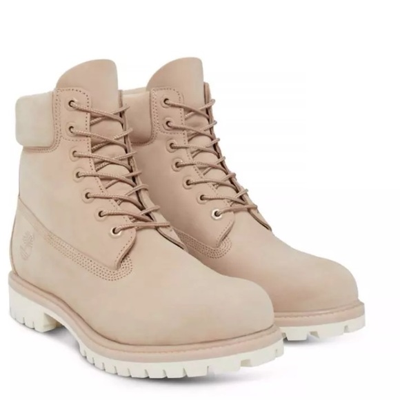 Brand New Mens 6 inch Nubuck Timberland Boots NWT